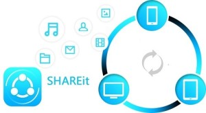 SHAREit file generation failed error
