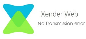 Xender Data Transmission App is available now for PC as Xender Web