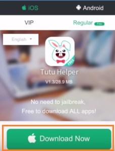Download TutuApp iOS 11