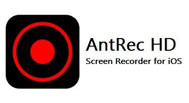 AntRec Screen Recorder