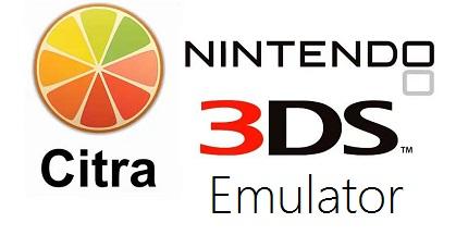 Citra Nintendo 3DS Emulator for PC