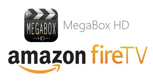MegaBox HD on Amazon FireStick