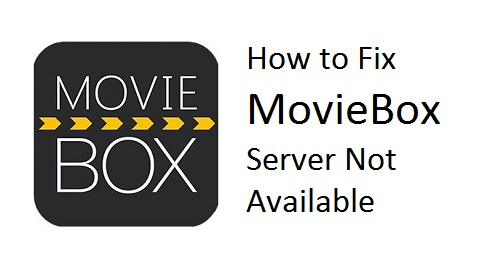 moviebox server not available