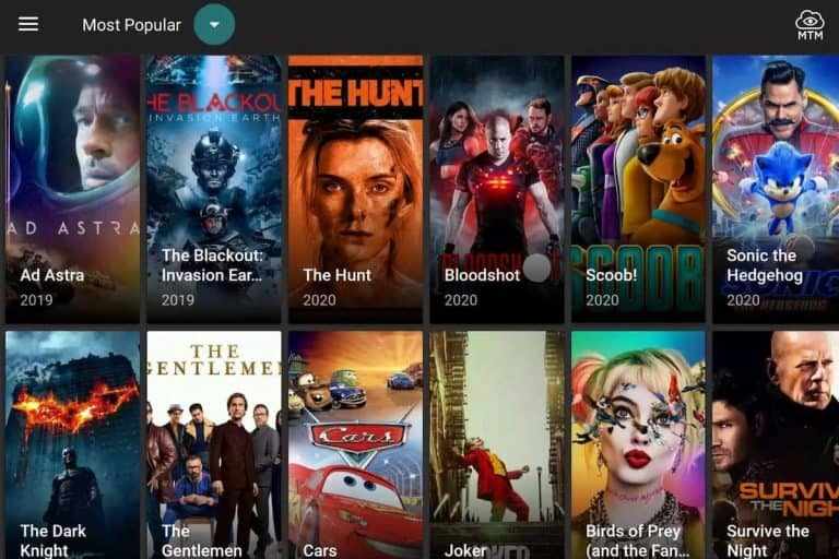 CyberFlix TV APK Free Download