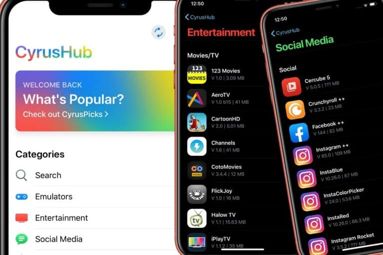 CyrusHub Download | CyrusHub Pacific iOS No Jailbreak