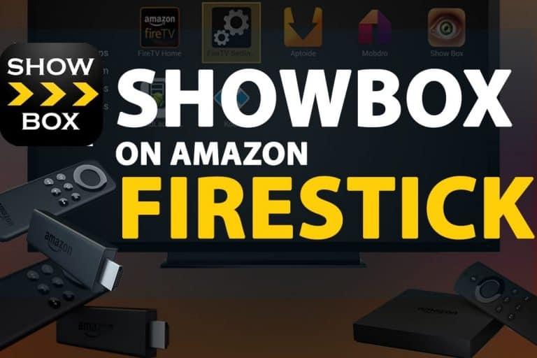 ShowBox not working on Firestick